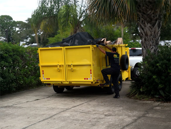 Junk Removal In Vero Beach Fl G S Junk Removal Hauling Services